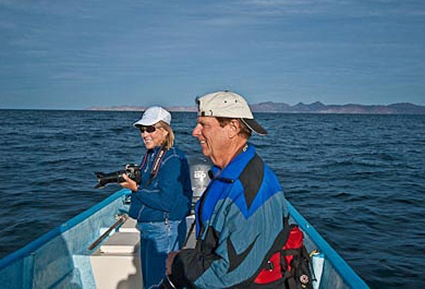 Photographing the Sea of Cortez